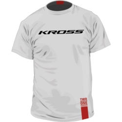 Koszulka T-Shirt Kross rozmiar M biały