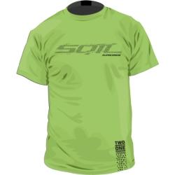Koszulka T-Shirt Kross Soil rozmiar L zielony