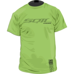 Koszulka T-Shirt Kross Soil rozmiar M zielony