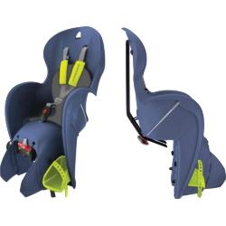 Fotelik rowerowy Kross Wallaroo niebiesko-zielony