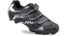 Buty Northwave Scorpius 2 czarny-biały rozmiar 40
