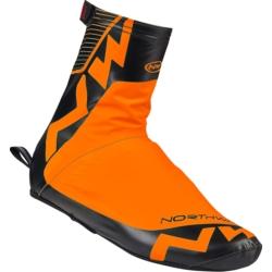 Ochraniacze na buty Northwave Acqua Summer 2017 pomarańczowy fluo-czarny rozmiar L