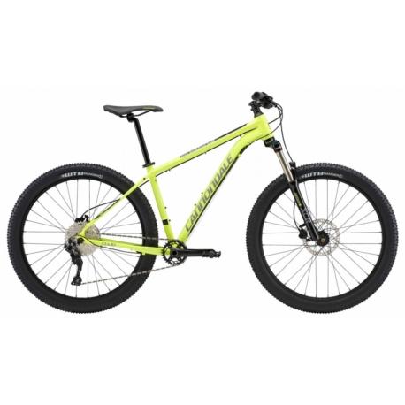 Rower MTB Trail Cannondale Cujo 3 27.5+ rozmiar M 2018 żółty-szary połysk