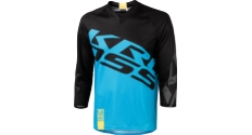 Koszulka Enduro Kross Hyde 3/4 rozmiar M niebieska