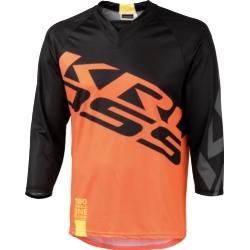 Koszulka Enduro Kross Hyde 3/4 rozmiar L pomarańczowa