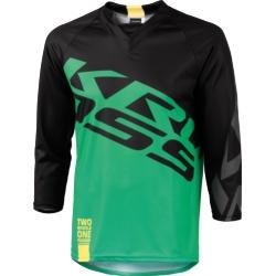 Koszulka Enduro Kross Hyde 3/4 rozmiar L zielona