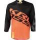 Koszulka Enduro Kross Hyde 3/4 rozmiar S pomarańczowa