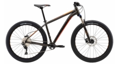 Rower MTB Trail Cannondale Cujo 2 27.5+ rozmiar L 2018 antracyt-pomarańczowy połysk