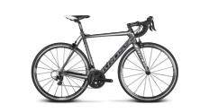 Rower szosowy Kross VENTO 6.0 rozmiar L 2018 grafitowy-biały-czarny mat