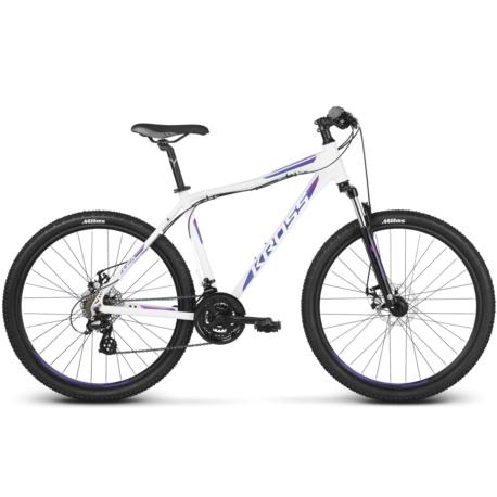 * Rower MTB 26 Kross Lea 3.0 rozmiar XS 2018 biały-fioletowy połysk