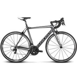 Rower szosowy Kross VENTO 6.0 rozmiar M 2018 czarny-zielony-biały mat
