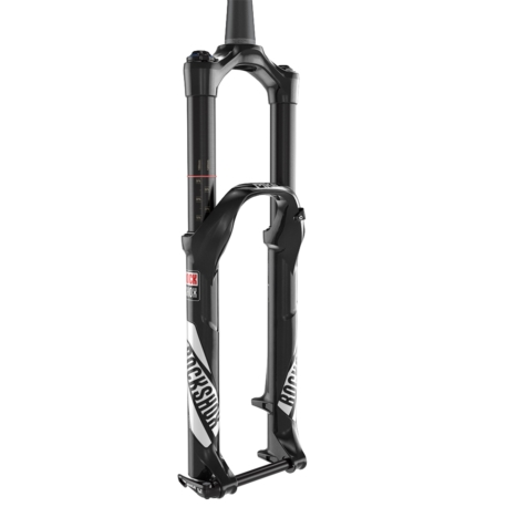 "Amortyzator 27.5"" Rock Shox Pike RCT3 DPA MaxL 15mm CHARGER RCT3 Tapered Disc czarny A2"
