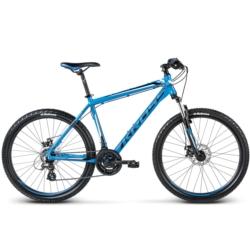 * Rower MTB 26 Kross Hexagon X2 Disc rozmiar M 2017 niebieski-biały połysk