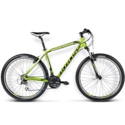 Rower MTB 27,5 Kross HEXAGON R3 rozmiar S 2016 limonkowy połysk