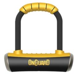 Zapięcie rowerowe ONGUARD Brute Mini 8112 U-Lock 16.8x90x140mm 5xklucz z kodem