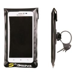 "Etui rowerowe Sport Arsenal art. 532 na smartphone duże 5.5-6.5"""