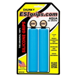 Chwyty ESI Grips - Chunky - Aqua 60g