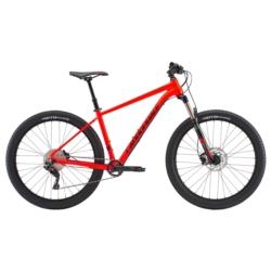 Rower MTB Trail Cannondale Cujo 1 27.5+ rozmiar M 2018 pomarańczowy połysk