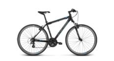 Rower crossowy Kross EVADO 2.0 Men rozmiar L czarny-niebieski połysk