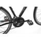Rower crossowy Kross EVADO 2.0 Men rozmiar L 2018 czarny-niebieski połysk
