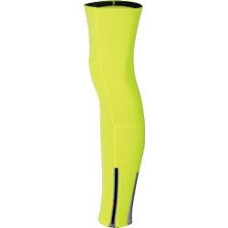 Nogawki Kross Skin rozmiar M żółte fluo