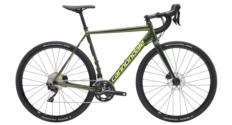 Rower cyclocross Cannondale CAAD X 105 2019 rozmiar 54 cm zielony-żółty połysk