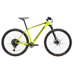 Rower MTB XC 29 Cannondale F-Si Carbon 4 rozmiar M 2019 żółty-czarny połysk