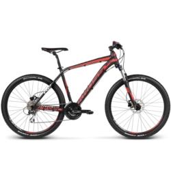 * Rower MTB XC 27,5 Kross Level R2 rozmiar S 2017 czarny-czerwony-biały mat