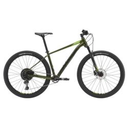 Rower MTB XC 29 Cannondale Trail 29 1 rozmiar L 2019 zielony połysk