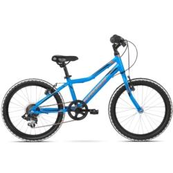 Rower Kross Hexagon Mini 2019 niebieski-pomarańczowy połysk