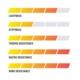 Buty zimowe Northwave Flash Arctic GTX rozmiar 42 żółte fluo