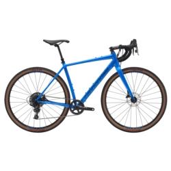 Rower gravel Cannondale Topstone Disc SE Apex 1 2019 rozmiar M niebieski