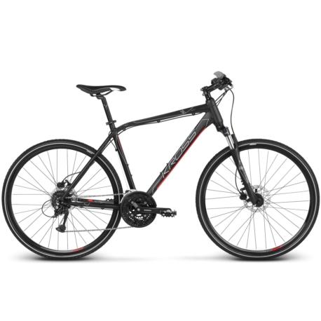 * Rower crossowy Kross EVADO 5.0 rozmiar M 2019 czarny-czerwony mat