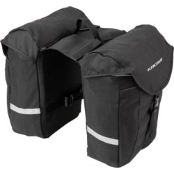 Sakwa Kross Roamer Rear Bag czarna tył