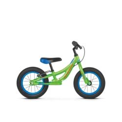 Rower pushbike Kross KIDO One size zielony-pomarańczowy połysk