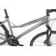 Rower crossowy Kross EVADO 6.0 rozmiar DM 2019 grafitowy-czarny mat