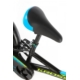 """Rower 16"""" Kross Racer 3.0 2019 czarny-limonkowy-niebieski połysk"""