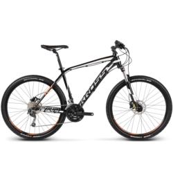 * Rower MTB XC 27,5 Kross Level R4 rozmiar L 2017 czarny-biały-pomarańczowy połysk