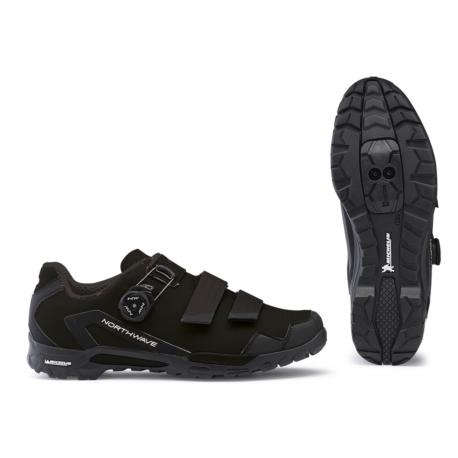 Buty Northwave Outcross 2 Plus rozmiar 45 czarne