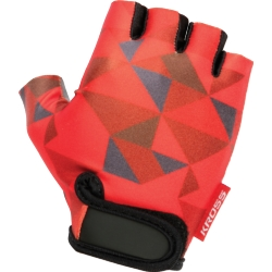 Rękawiczki Kross Buzz rozmiar S czerwono-szare
