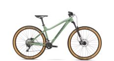 """Rower Kross Dust 1.0 29"""" rozmiar M 2019 zielony-grafitowy połysk"""