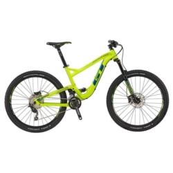 """Rower MTB GT Sensor 27.5"""" COMP rozmiar M 2018 zielony-żółty"""