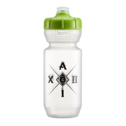 Bidon Cannondale Aluminati Bottle 600ml clear/green