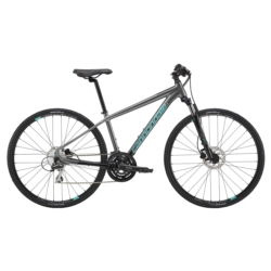 Rower Fitness Cannondale Althea 3 rozmiar M 2019 grafitowy