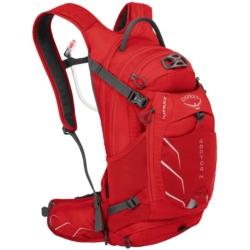 Plecak Osprey Raptor 14 Red Pepper 14L z bukłakiem
