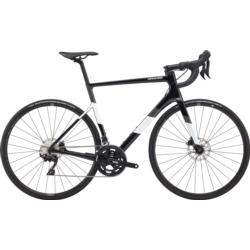 Rower szosowy Cannondale SuperSix Evo Carbon Disc 105 rozmiar 56 cm 2020 czarny połysk