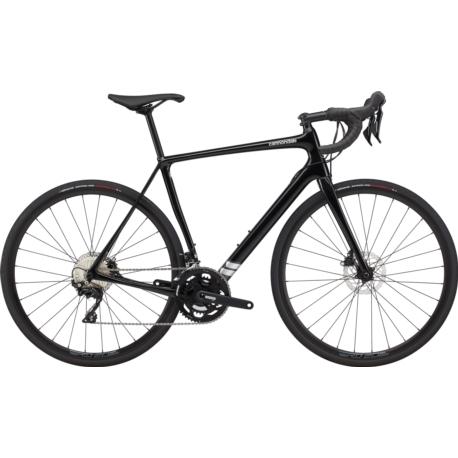 Rower szosowy Cannondale Synapse Carbon Disc 105 2020 rozmiar 56 cm czarny połysk