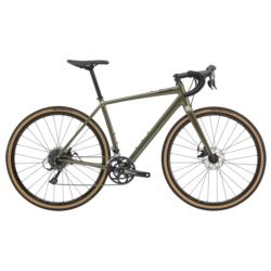 Rower gravel Cannondale Topstone Sora 2020 rozmiar L zielony połysk