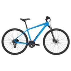 * Rower Fitness Cannondale Quick CX 3 rozmiar M 2020 niebieski