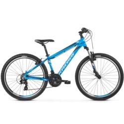 Rower górski MTB 26 Kross Hexagon 1.0 rozmiar XS 2020 niebieski-srebrny-czarny mat
